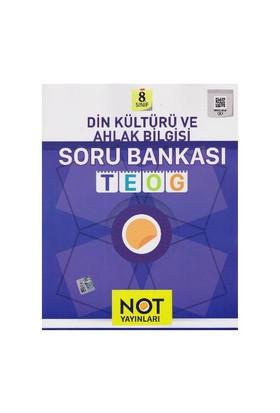 Not 8. Sınıf Teog Din Kültürü Ve Ahlak Bilgisi Soru Bankası