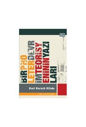 Karl Korsch Kitabı-Karl Korsch