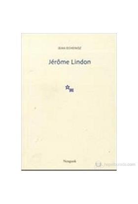 Jerome Lindon-Jean Echenoz