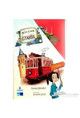 Geze Toza İstanbul 5 Kitap-Fatma Börekci
