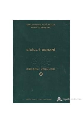 Sicill-i Osmani Osmanlı Ünlüleri 2 At-Hü