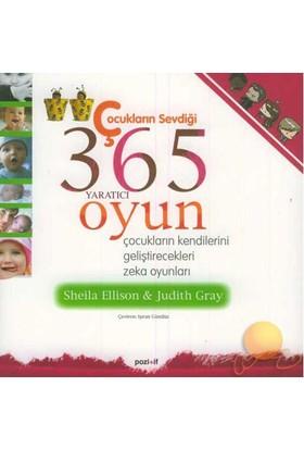 Çocukların Sevdiği 365 Yaratıcı Oyun - Judith Gray