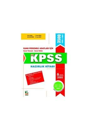 Kpss Hazırlık Kitabı - Kamu Personeli Adayları İçin