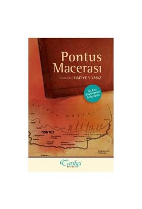 Pontus Macerası - Hadiye Yılmaz