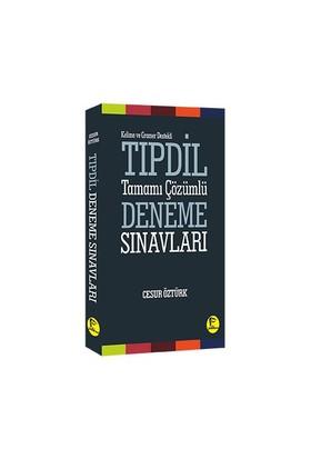 Pelikan Yayınları Kelime Ve Gramer Konu Anlatımı Destekli Tıpdil Tamamı Çözümlü Deneme Sınavları