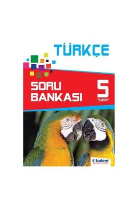 5.Sınıf Türkçe Soru Bankası / Tudem Yay.-Kolektif