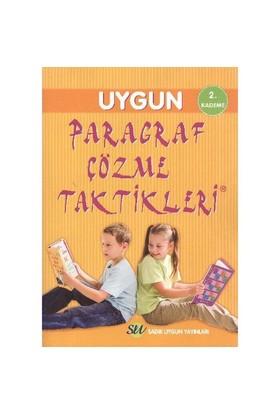 2.Sınıf Kademe Paragraf Çözme Taktikleri Uygun Yay.