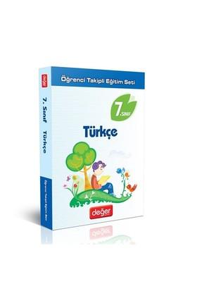 7 Sınıf Türkçe Fasikül Set Değer Yay