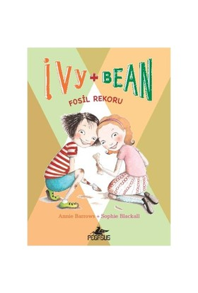 Ivy&Bean-3 - Fosil Rekoru-Annie Barrows