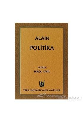 Politika-Alain