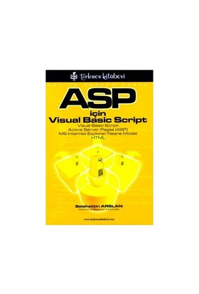 Asp İçin Visual Basic Script Visual Basic Script Active Server Pages (Asp) Ms Internet Explorer Nesne Modeli Html