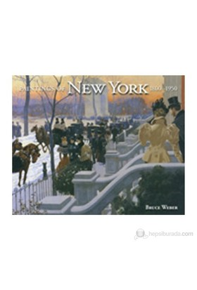 Paintings Of New York 1800–1950