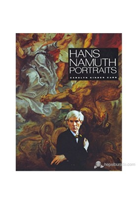 Hans Namuth Portraits-Carolyn Kinder Carr