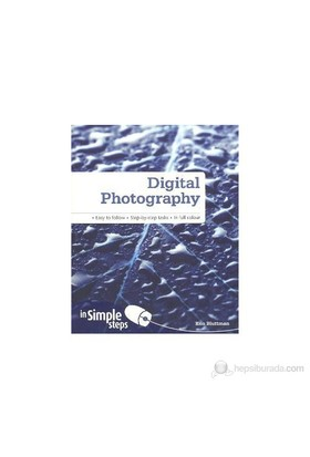 Digital Photography İn Simple Steps-Ken Bluttman
