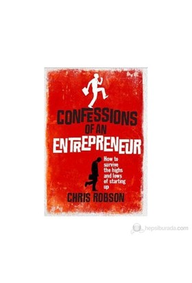 Confessions Of An Entrepreneur-Chris Robson