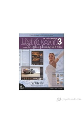 The Adobe Photoshop Lightroom 3 Book For Digital Photographe - Scott Kelby