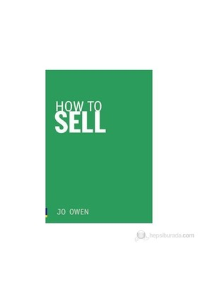 How To Sell-Jo Owen
