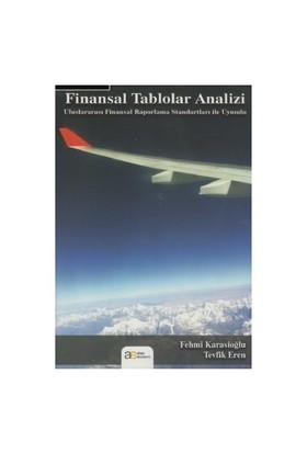 Finansal Tablolar Analizi-Tevfik Eren