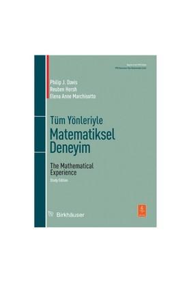Tüm Yönleriyle Matematiksel Deneyim-Elena Anne Marchisotto