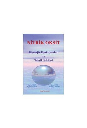 Nitrik Oksit - Asuman Kılınç