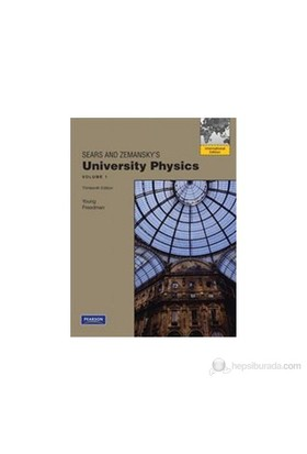 University Physics 13E: Volume 1 (Chapters. 1-20) - Hugh D. Young