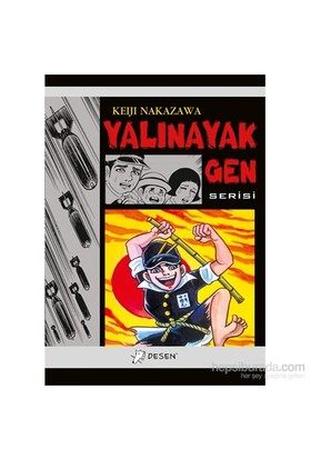 Yalınayak Gen Serisi - Keiji Nakazawa