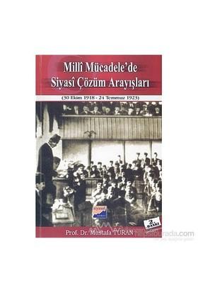 Milli Mücadele'De Siyasi Çözüm Arayışları (30 Ekim 1918-24 Temmuz 1923)-Mustafa Turan