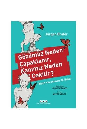 Gözümüz Neden Çapaklanır, Kanımız Neden Çekilir-Jürgen Brater