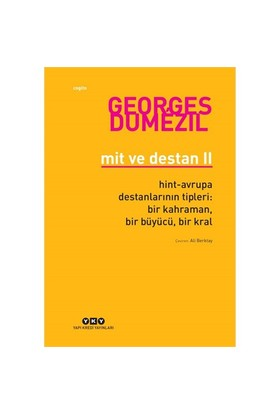 Mit Ve Destan 2-Georges Dumezil