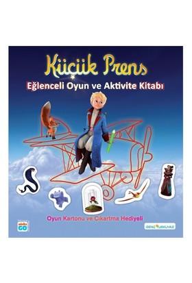 Küçük Prens - Eğlenceli Oyun ve Aktivite Kitabı (Oyun Kartonu ve Çıkartma Hediyeli)
