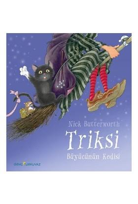 Triksi - Büyücünün Kedisi-Nick Butterworth