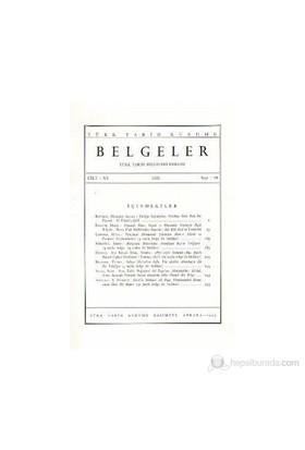Türk Tarih Belgeleri Dergisi Cilt: 15 Sayı: 19-Kolektif