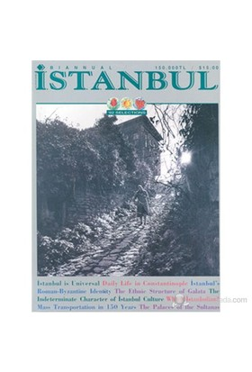 İstanbul '92 Selections Selections: Volume 1, Number 1 Winter 1993