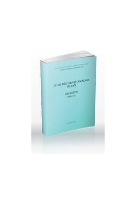Türk Dili Araştırmaları Yıllığı - Belleten 2001 / 1-2-Kolektif