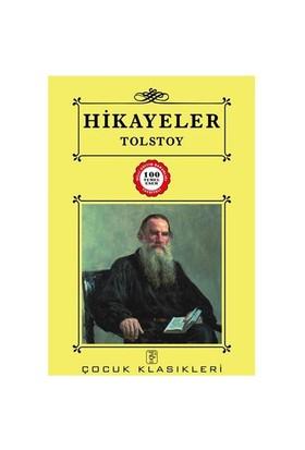 Hikayeler / Tolstoy - 100 Temel Eser