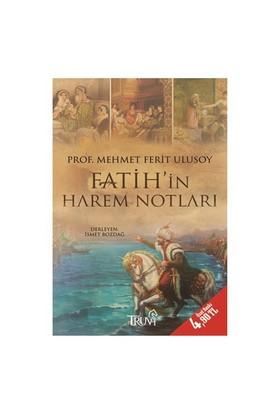 Fatih'in Harem Notları