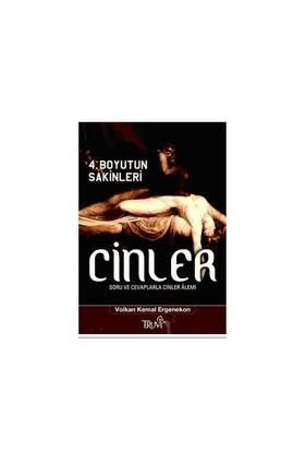 4. Boyutun Sakinleri Cinler-Volkan K. Ergenekon