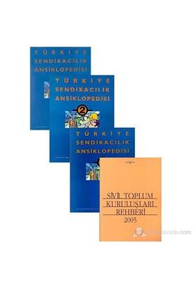 Türkiye Sendikacılık Ansiklopedisi (3 Kitap Takım-1 Kitap Hediye)