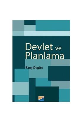 Devlet ve Planlama