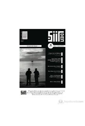 Şiirden İki Aylık Şiir Dergisi Sayı: 9
