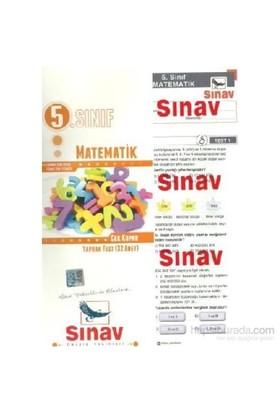 Sınav 5. Sınıf Matematik Çek Kopar Yaprak Test 32 Adet-Komisyon