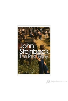 The Red Pony-John Steinbeck
