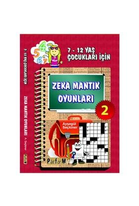 Zeka Mantık Oyunları 2 (7-12 Yaş) - Ayşegül Seçkiner