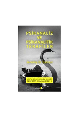Psikanaliz Ve Psikanalitik Terapiler-Jeremy D. Safran