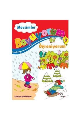 Boyuyorum Öğreniyorum - Mevsimler - Aziz Sivaslıoğlu