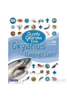 Oyunlu Çıkartma Kitabı – Okyanus Hayvanları - Başar Coşkunoğlu