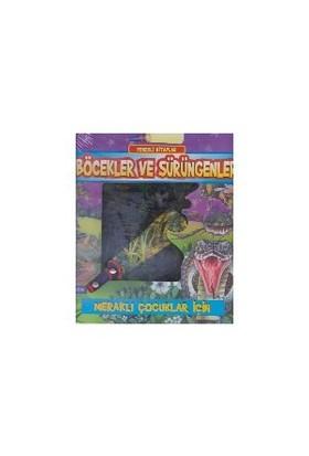 Fenerli Kitaplar: Böcekler Ve Sürüngenler (Ciltli)