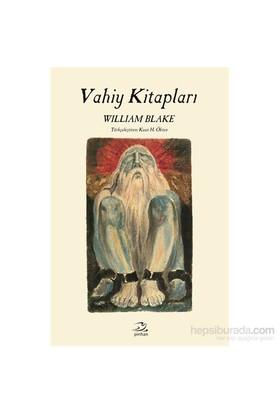 Vahiy Kitapları-William Blake