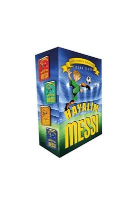 Hayalim Messi Seti (4 Kitap Kutulu) - Erkan İşeri