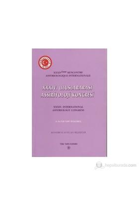 34. Uluslararası Assiriyoloji Kongresi-Kolektif